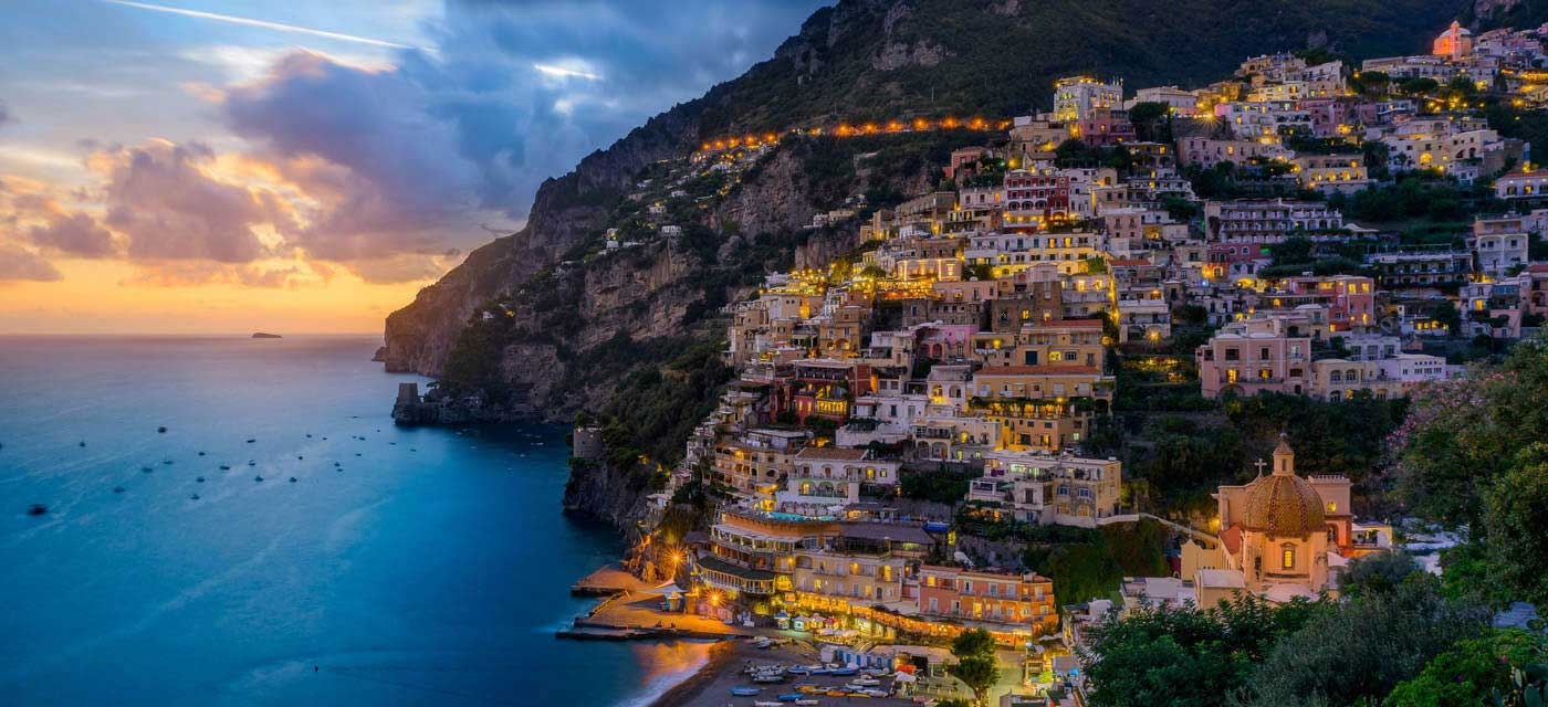 Positano day tours