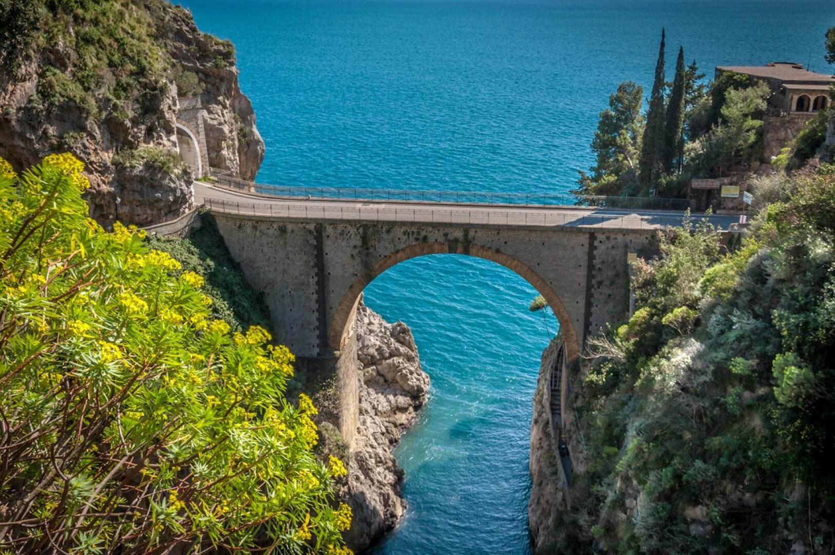 Amalfi coast Furore