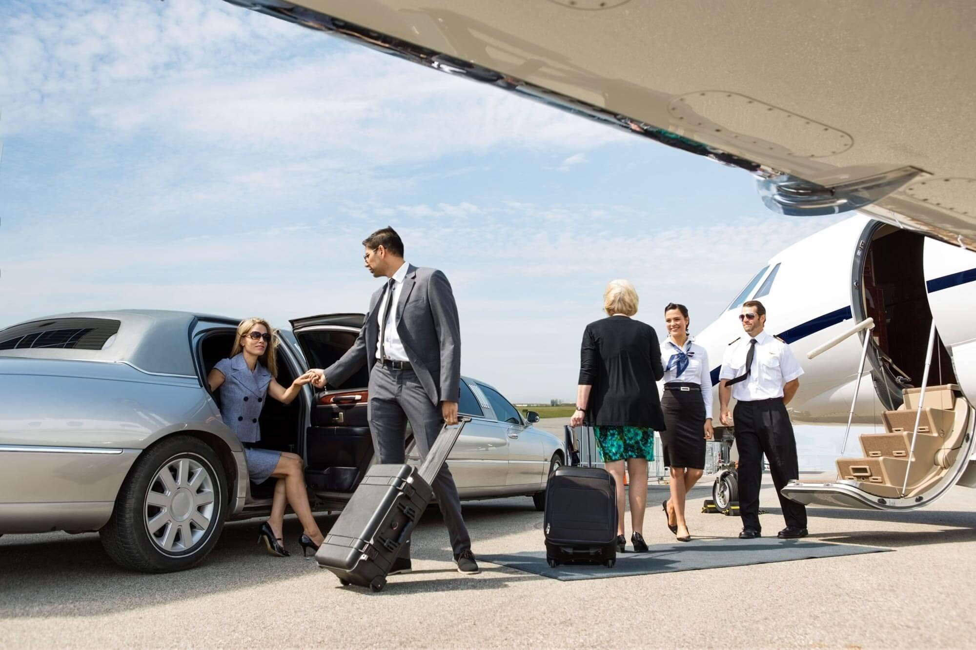 Airport car transfers