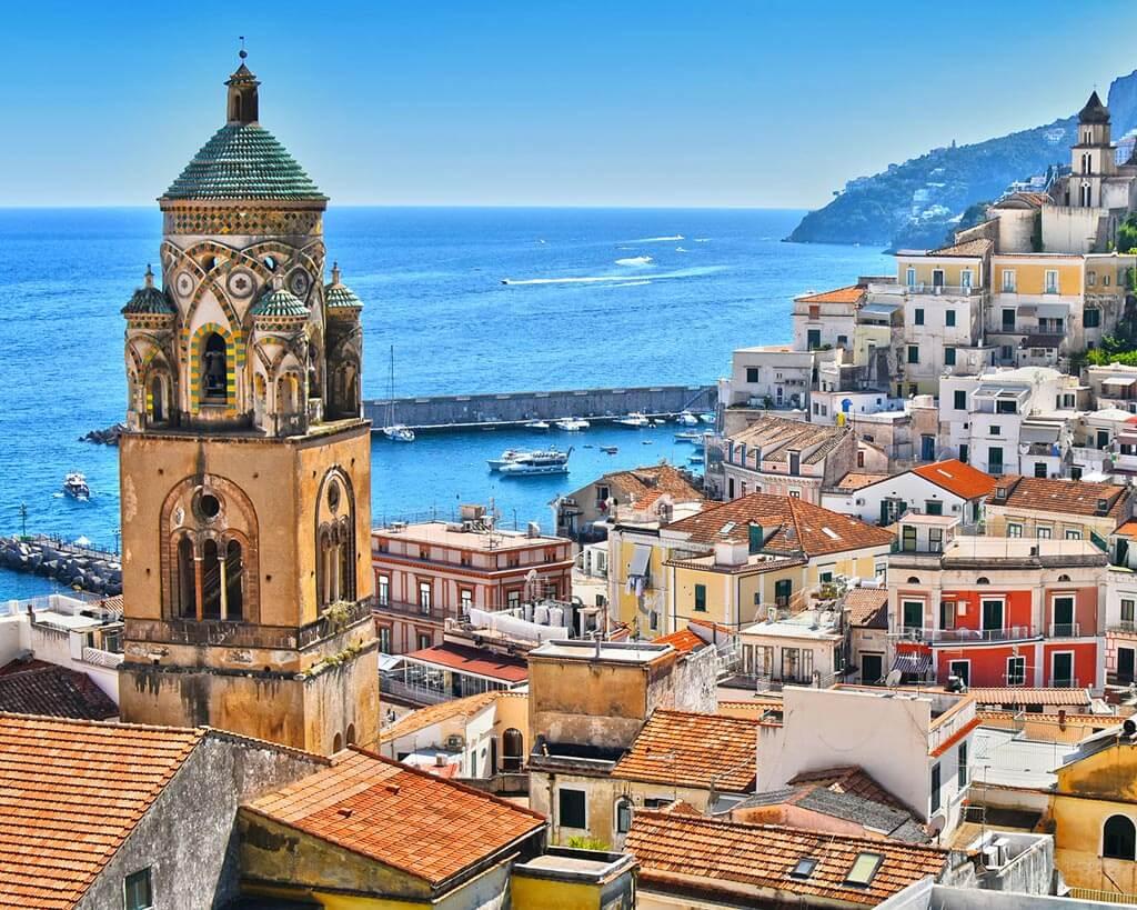 Amalfi car tour
