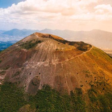 Vesuvius tour